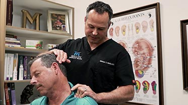 finding a chiropractor near me